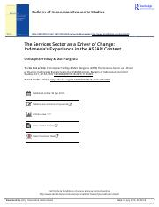 The Services Sector as a Driver of Change Indonesia s Experience in the ASEAN Context.pdf