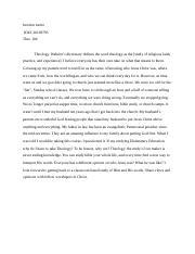 biblical worldview essay bibl mckinney shana mckinney  1 pages theo wk 1 essay