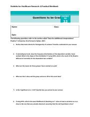 Exercise 33 Questions to be Graded.docx