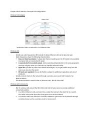 Chapter 4 Basic Wireless Concepts and Configuration.docx
