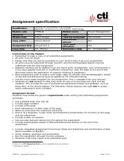 ITPM221 – Assignment – Specification (V1.0).pdf