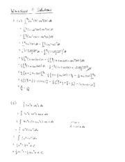 PHYS 473 Worksheet 9 Solutions