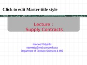 Lecture_-_Supply_Contracts