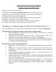 Guidelines for Task 4A