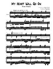 Titanic - My Heart Will Go On (Kyle Landrys 2nd Arr.) (Part 2).pdf