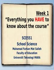 SCE551 Week 1 (Lecture I and II).pptx