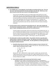 Applied Problems Ch 11, Ch 12