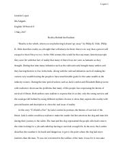 Collective 5 Essay