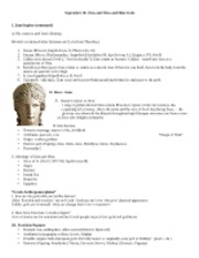 Lecture 6 Zeus and Hera and Male Gods