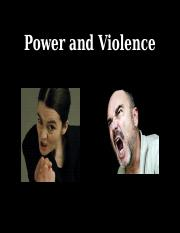 Chapter 12 - Power and Violence Student.ppt