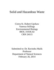 Title Page, TOC, References 2