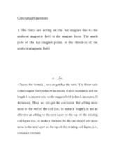 Conceptual Questions M5