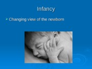 powerpoint 3 - infancy