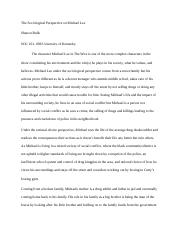 Sociology Paper 1