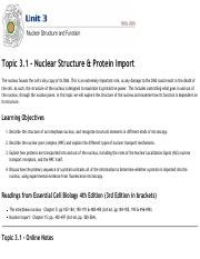 Topic 3.1 - The Interphase Nucleus - Online Notes – ....pdf