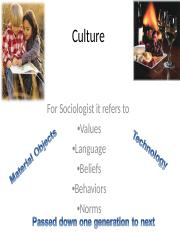 Culture Henslin chapter 2.ppt
