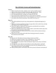 Hist. 132 Week 1 Lecture Textbook Questions.docx
