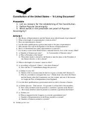 Founders Intent_Activity_Constitution Scavenger Hunt_Questions.doc