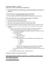 Intro to Theatre Final Exam Study Guide.docx