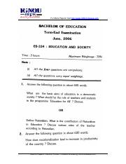 (www.entrance-exam.net)-IGNOU – B. Ed. Education and Society (ES- 334) Sample Paper 2.pdf