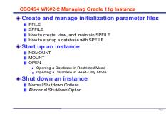 CSC454 WK#2-2 Managing Oracle11g Instance.pdf