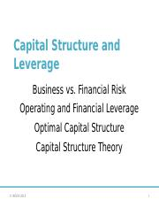 Capital Structure-sep  16.pptx
