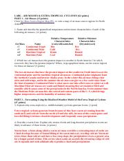 CH LAB6 - AIR MASSES & EXTRA-TROPICAL CYCLONES.docx