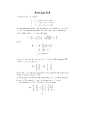 Linear Algebra Solutions 84