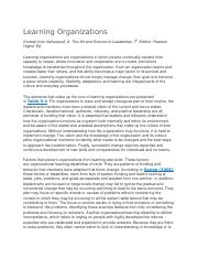 Learning Organizations.docx