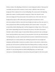 ast ayl essay science fiction vs science fact this lesson  1 pages ast ayl essay two key evidences re big bang