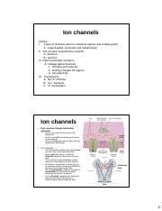 NPB 100 W17 ion channels and transporters 1-12-17