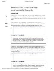 014. Feedback to Critical Thinking - Approaches to Research.pdf
