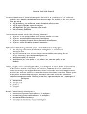 Snowman Study Guide Chapter 4.docx
