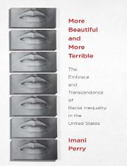 Imani Perry-More Beautiful and More Terrible_ The Embrace and Transcendence of Racial Inequality in