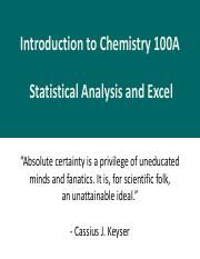 01 - Introduction to Chemistry 100A[S16]