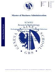 SCW 952 - Proposal-ID 422.docx