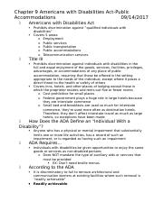 Chapter 9 Americans with Disabilities Act.docx