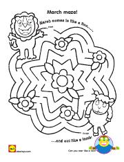 paper-plate-sheep - Crafting The Word Of God Crafting The