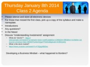 Intro to Business Class 2