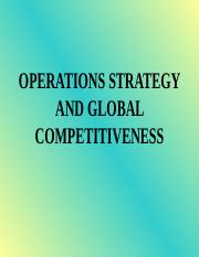 OPS Strategy&Competativeness-2015_2.ppt
