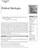 Heywood Political Ideologies from Politics