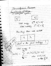 9_24_Laws_of_Thermodynamics Lecture Note