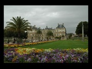 Photos of Luxembourg Palace & Rubens Art Work