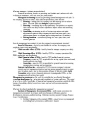 Accounting 2 study guide