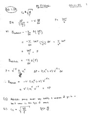 Thermal Physics Solutions CH 1-2 pg 41