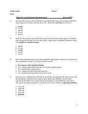 Chapers 2- In-Class Exercise- Post-Assessment -Answer.docx