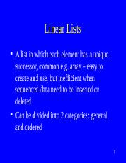 Lecture4_Linked Lists