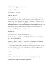 07-More Genetics Study Questions Answers.pdf