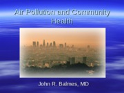 Lecture 6_Air Pollution and Community Health_Sept 14