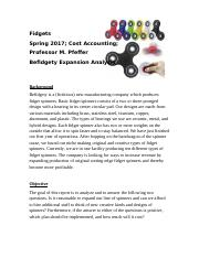 Cost Accounting Final Project Example 3.docx